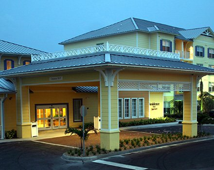Cape Canaveral Marriott Residence Inn Hospitality, 150 rooms